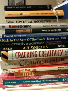creative thinking bookstack